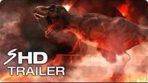 Video: JURASSIC WORLD 2: Fallen Kingdom Official Extended Trailer #1 (2018) Chris Pratt Action Movie HD